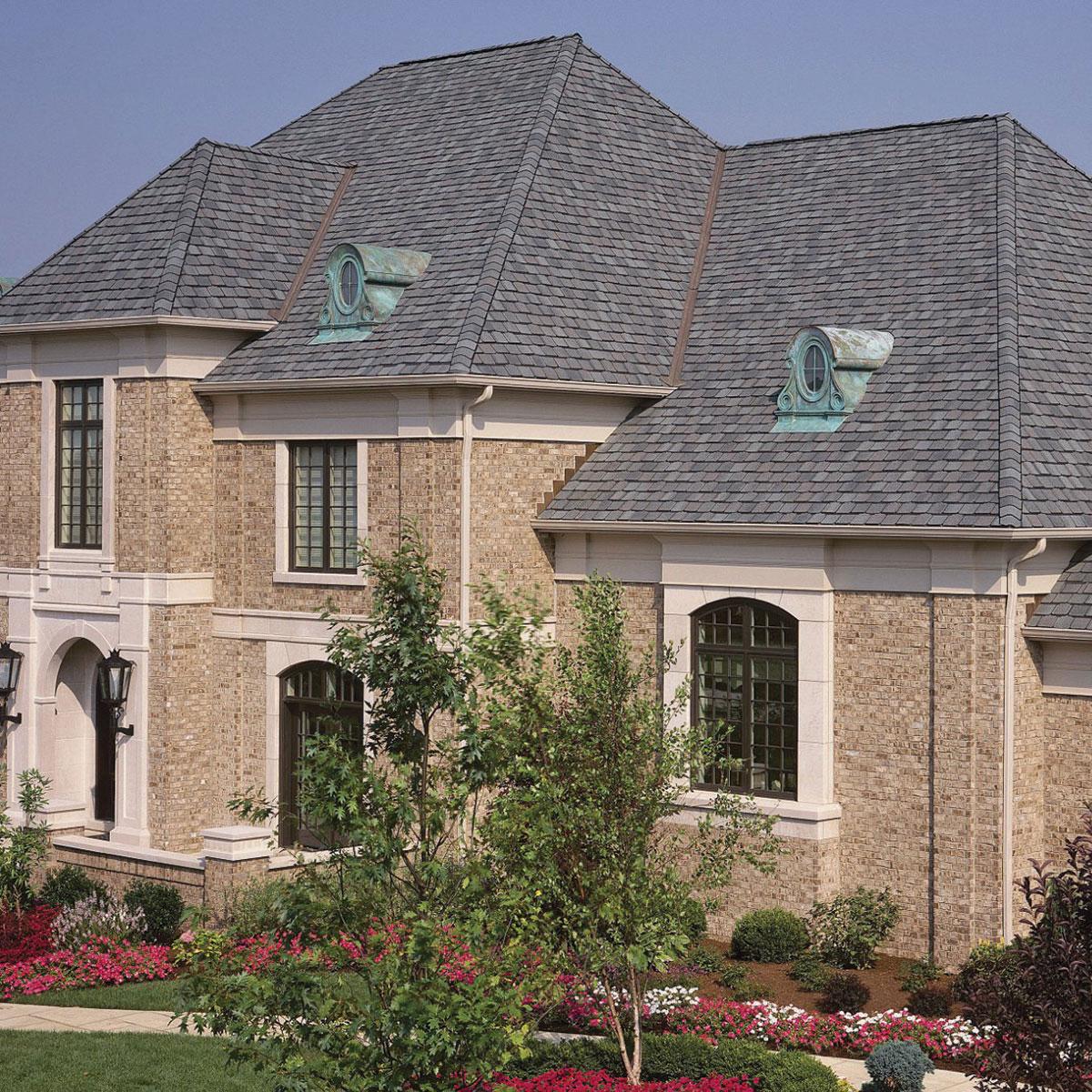 Grand Manor Brownstone - CERTAINTEED